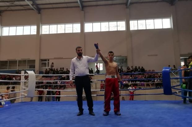 Kayseri'de Kick Boks Türkiye Şampiyonası heyecanı