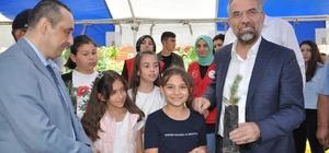 Çevreci gençlere ödül