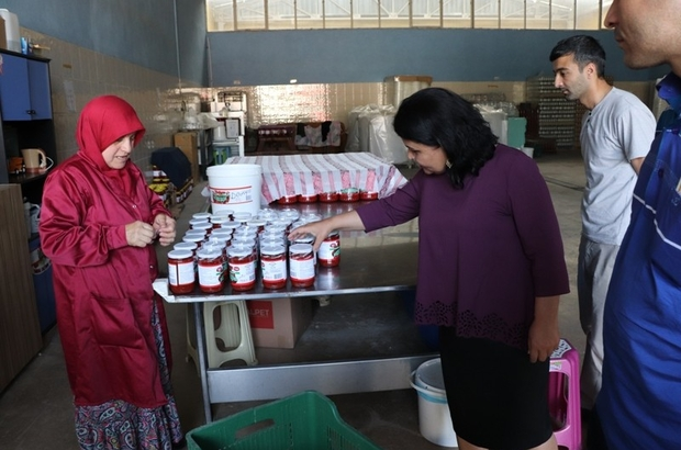 Tacikistan tarım heyeti Bursa'da
