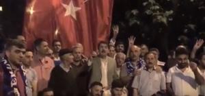Aydemir, Şenkayalı dadaşlarla istişare etti Aydemir: 'Dadaşlar Cumhurbaşkanımızın ufkunda' Aydemir'den Allahü Ekber Ruhu vurgusu
