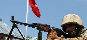 Teröristlere korku salan kahraman koruculardan mehter takımı Başarılı operasyonlara imza atan güvenlik korucularından oluşan ilk mehter takımı Bitlis'te kuruldu
