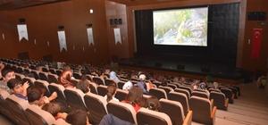 Taşköprü Belediyesi Yaz Sinema Günleri başladı