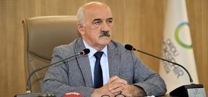 """Ordu Büyükşehir Belediye Başkan Vekili Tezcan: """"Afete yönelik tedbirli olun"""" """"Vatandaşlarımız dere boylarına yerleşim yapmasın"""""""
