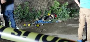 Boş arsa üzerinde kadın cesedi bulundu Silah sesleri ihbarına gelen ekipler, kadın cesediyle karşılaştı