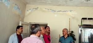Akdeniz'de yoksul vatandaşların eskiyen evleri yenilenecek