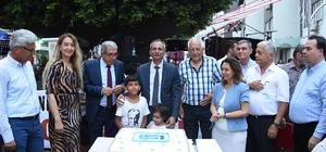 Tarsus Belediyesi 151. kuruluş yıldönümünü kutladı
