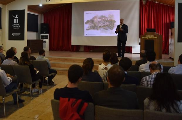 Tepebaşı Belediyesinde Akıllı Şehir kavramı çerçevesinde çalıştay düzenlendi