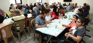 Özel öğrenciler aileleri ile doyasıya eğlendi Engelsiz yaşam akademisinden babalar günü etkinliği