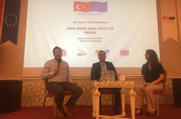 Güneydoğu Anadolu Bölgesi'ndeki STK'lar güçleniyor