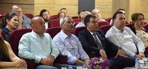 Tarsus Belediyesi'nin 151. kuruluş yıldönümü kutlanıyor Başkan Bozdoğan ise 151. yılın bir kent için özellikle kentleşme için her ne kadar politik, ekonomik, sosyal, kültürel de olsa çok büyük bir önem taşıdığını ifade etti