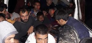 Ağrı'da göçmen kaçakçılığı operasyonu: 10 gözaltı