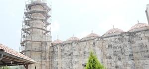 Tarihi Tarsus Saat Kulesi bakıma alındı