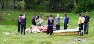 Balık tutarken baraja düşen vatandaş boğuldu
