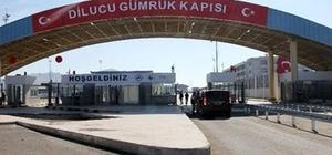 Dilucu Sınır Kapısı'nda şüpheli paket alarmı