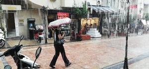 Aydın'da ıslak Haziran Metrekareye 121 kilogram yağış düştü