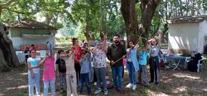 Okçular Yenişehir'de buluştu