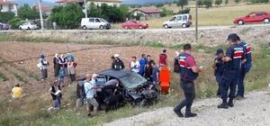 Fethiye - Antalya Karayolunda zincirleme trafik kazası: 9 yaralı