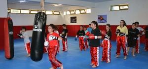 Canik'te yaz okuluna yoğun ilgi
