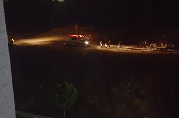 Diyarbakır'da kuru sıkılı maganda Her gece vatandaşlara korku dolu anlar yaşatan şahıs kamerada
