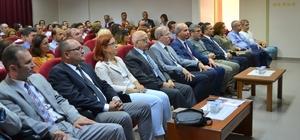 """ÇOMÜ; Araştırma Üniversitesi olma yolunda ÇOMÜ Rektörü Prof Dr Sedat Murat: """"Proje yapan öğretim elemanlarına desteğimizi esirgemeyeceğiz"""""""