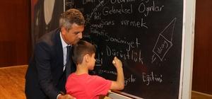 Diyarbakır'da sınıf öğretmenlerine seminer