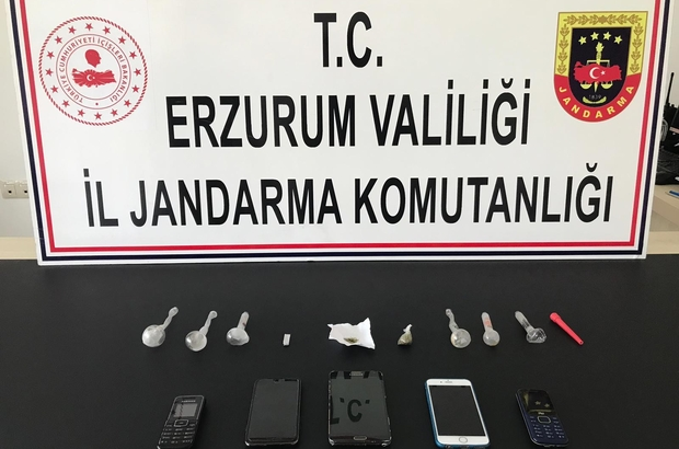 Uyuşturucu satıcısı 4 kişi yakalandı