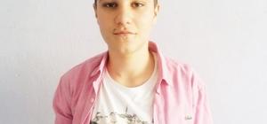 Çermik Fatih Ortaokulu öğrencisi LGS'de tam puan aldı
