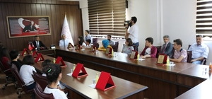 Diyarbakır LGS'de 12 birinci çıkarttı