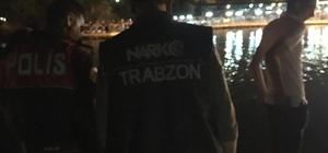 3 hırsızlık olayına karışan cezaevi firarisi bu kez yakalandı Trabzon'da Özel Harekat destekli huzur operasyonu düzenlendi