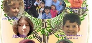 Altı görev yerinde altı çocuk sahibi oldu Her görev yaptığı yerde bir çocuk sahibi olan Kaymakam Erdoğan Turan Ermiş, altıncı çocuğuna ise Giresun'un Görele ilçesinde sahip oldu