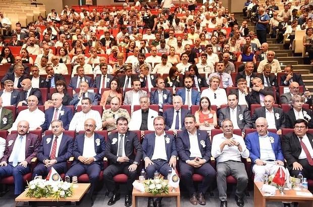 Tarsus'ta 'Ekonomiye Değer Katanlar Ödül Töreni'