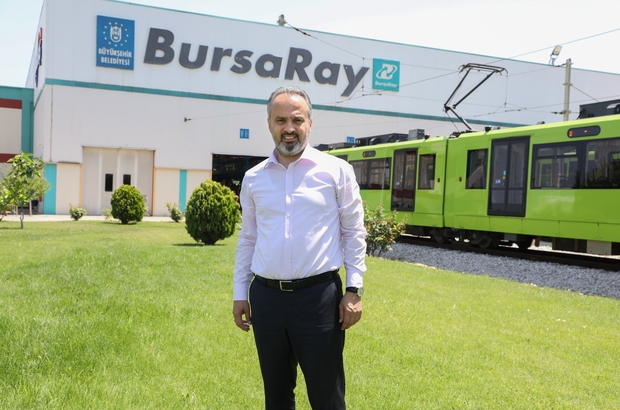 Bursaray'da kapasite katlanıyor