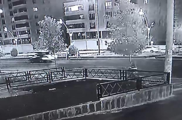 Diyarbakır'da trafik magandası ölüme yol açtı Karşıdan karşıya geçmeye çalışan kadın, otomobilin çarpması sonucu hayatını kaybetti
