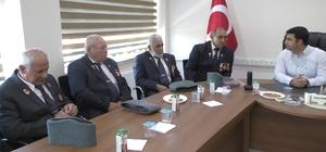 Beyşehir'de Kıbrıs gazilerine madalya ve berat verildi
