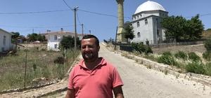 (Özel) 'Hatıra olsun' diye minareyi adaya taşıdılar Eşelek köyü minaresinin eşi benzeri görülmemiş hikayesi