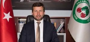 Başkan Demirci'den vişne üreticisine çağrı