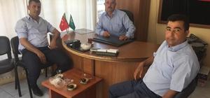 TMO müdürlerinden Özalp ilçesine ziyaret