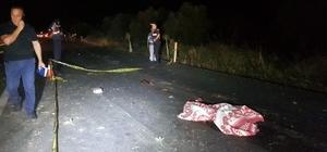 Karşı şeride geçen panelvan, tırla kafa kafaya çarpıştı: 2 ölü, 2 yaralı