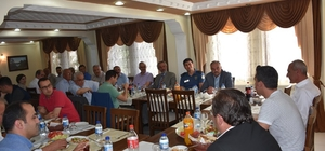 Başkan Altıkulaç'tan istişare toplantısı