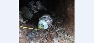 Bingöl'de 3 sığınak imha edildi, EYP ve yaşamsal malzeme ele geçirildi