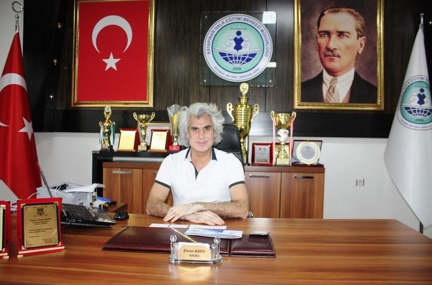 Diyarbakır'ın eğitim kapısı Kayapınar Halk Eğitim Merkezi, bir yılda 89 bin kişiye kurs verdi Binlerce kişinin okuryazar olmasını sağlayan merkezde son bir yılda 6 bin 419 kurs açıldı