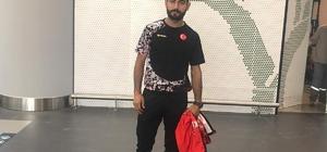 Atletizmde Kars rüzgarı esiyor Akyakalı Kemal Yıldırım İsviçre'de Türkiye'yi temsil edilecek
