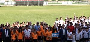 Taşköprü Belediyesi, Yaz Spor Okullarına görkemli açılış