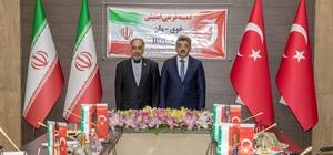 Türk ve İran heyetleri arasında alt güvenlik toplantısı