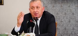 """Aydın, """"İstiklal Yolu Milli Parkı'nı da Çankırı'ya kaptırmayalım"""""""