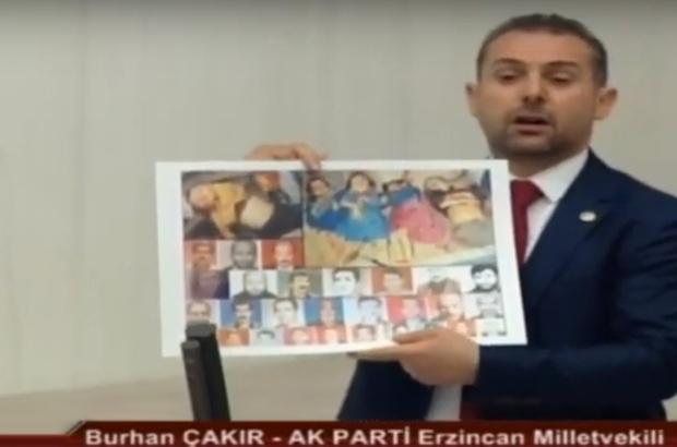 """AK Parti Erzincan Milletvekili Burhan Çakır: """"Başbağlar milletimizin ortak acısının yaşandığı yerdir. 26 yıl değil 100 yıl geçse de bu acıyı ve acıyı yaşatanları asla unutmayacağız"""" """"Başbağlar, dillerin tutulduğu, gözlerin yaşardığı, kelimelerin boğazımıza düğümlendiği yerdir"""""""