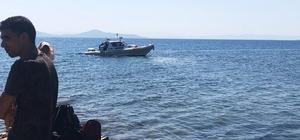 Göçmenler Ada'da yakalandı Aydın Didim ilçesi Panayır Adası'nda 25 düzensiz göçmen yakalandı.