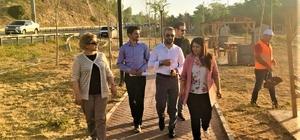 Başkan Say, mesire alanında incelemelerde bulundu Edremit Belediye Başkanı Say'dan çöp ve ortak kullanım alanlarını koruma çağrısı