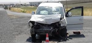 Diyarbakır'da iki ayrı trafik kazası: 8 yaralı