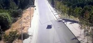 Düz yolda ilerleyen araç Dicle Nehri'ne uçtu